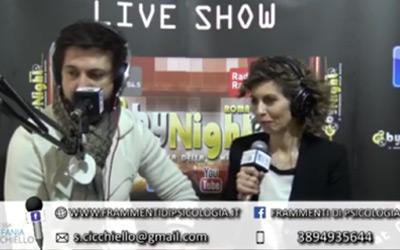 Intervista del 2 marzo a Radio Radio sulla concezione del benessere