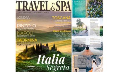 TRAVEL & SPA: Biofilia, Un legame imprescindibile fra l'uomo e la natura di Stefania Cicchiello